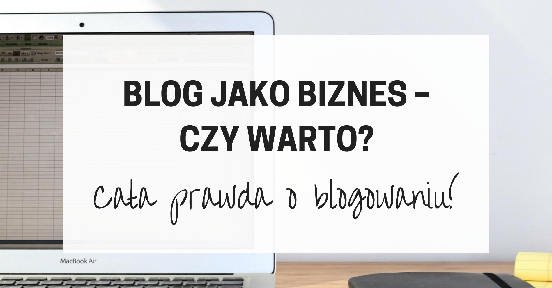 blog biznes